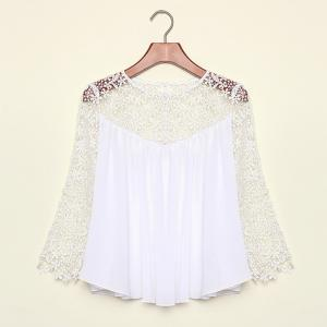 Spring Summer Women Blouses Fashion..