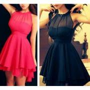 Sweet Slim Dress A