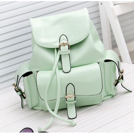 Fashion Sweet Mint Green Backpack