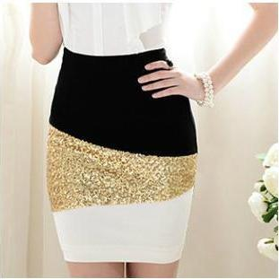 Cultivate one's morality package hip skirt skirt skirts